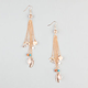 FULL TILT Chain Charm Earrings