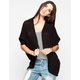 FULL TILT Essential Womens Cocoon Cardigan