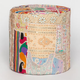 RAJ Patchwork Stool