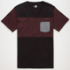 RIP CURL Move On Mens Pocket Tee