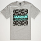 FAMOUS STARS & STRAPS Camo Box Mens T-Shirt
