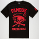 FAMOUS STARS & STRAPS Chopped Mens T-Shirt