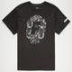 FAMOUS STARS & STRAPS Skull Boom Mens T-Shirt