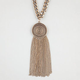 FULL TILT Chain Disc Necklace