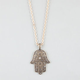 FULL TILT Hamsa Hand Necklace