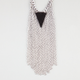 FULL TILT Fringe Triangle Necklace