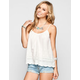 BILLABONG Here's Happiness Womens Cami