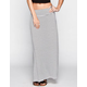 FULL TILT Skinny Stripe Maxi Skirt