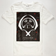 CIVIL x ROOK Bonded Logo Mens T-Shirt