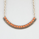 FULL TILT Bead Bar Necklace