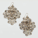 FULL TILT Four Flower Earrings