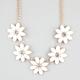 FULL TILT Flower Necklace