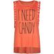 FULL TILT I Need Candy Girls Muscle Tank