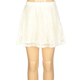 FULL TILT Allover Crochet Girls Skater Skirt
