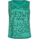 FULL TILT Meow Or Never Girls Muscle Tank