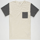 TAVIK Morton Mens Pocket Tee