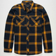 TAVIK Vincent Mens Flannel Shirt