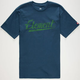 ELEMENT Script Mens T-Shirt
