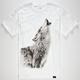 ROOK Howling Mens T-Shirt
