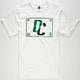 DC SHOES 4 Corners Mens T-Shirt