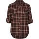 FULL TILT Plaid Girls Boyfriend Flannel Shirt