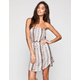 BILLABONG Crashing Waves Dress