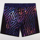 BR4SS 4Zag Galaxy Fitted Boxers