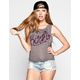 FULL TILT Bitchin Womens Muscle Tank