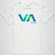 RVCA VA Tie Dye Mens T-Shirt
