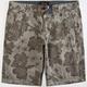 XRAY Floral Print Mens Shorts
