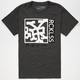 YOUNG & RECKLESS Inside N Out Mens T-Shirt