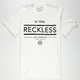 YOUNG & RECKLESS Untouched Python Mens T-Shirt