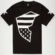 FAMOUS STARS & STRAPS Pride BOH Mens T-Shirt