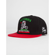 RIOT SOCIETY Back To Cali Boys Snapback Hat