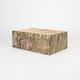 KIKKERLAND Medium Woodblock Storage Box