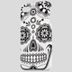 ANKIT Sugar Skull iPhone 5/5S Case