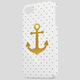 ANKIT Polka Dot Anchor iPhone 5/5S Case
