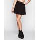 FULL TILT Solid Yoke Skater Skirt