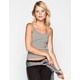 FULL TILT Striped Womens Tank