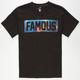 FAMOUS STARS & STRAPS Space Fam Boys T-Shirt
