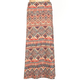 FULL TILT Boho Print Girls Maxi Skirt