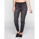 FULL TILT Womens Denim Jogger Pants