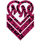 METAL MULISHA Wild Girl Sticker