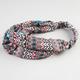 FULL TILT Ethnic Print Twist Headband