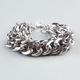 FULL TILT 3 Row Heavy Chain Bracelet