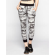 FULL TILT Ethnic Print Womens Jogger Pants