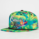 CUTLASS City Tropics Mens Snapback Hat