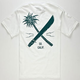 US VERSUS THEM Forever Stoked Mens Pocket Tee