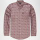 RVCA Ups And Downs Mens Shirt