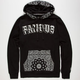 FAMOUS STARS & STRAPS Hoodlum Mens Hoodie